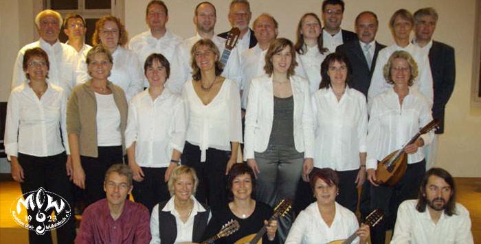Mandolinen Club 2007