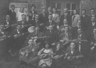 Das Orchester 1924