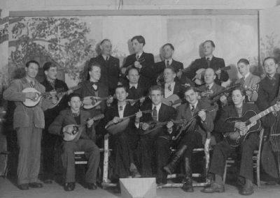 Das Orchester 1951