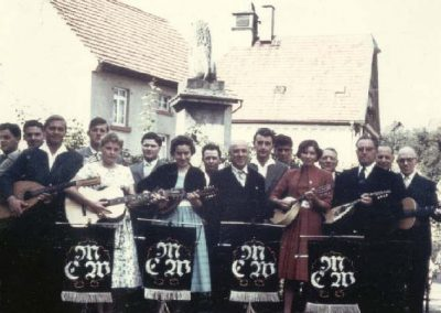 Das Orchester 1959