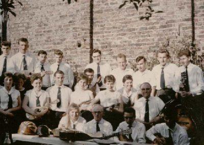 Das Orchester 1961