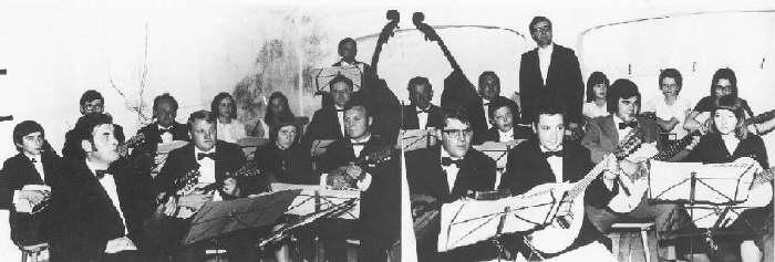 Das Orchester 1971