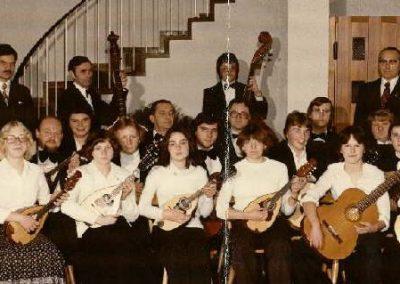 Das Orchester 1978