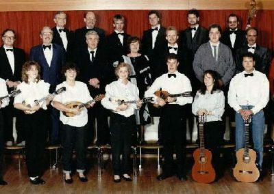 Das Orchester 1989