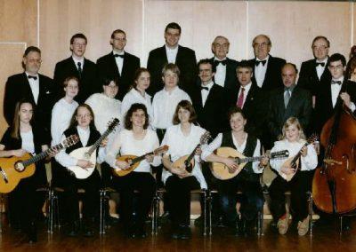 Das Orchester 2000