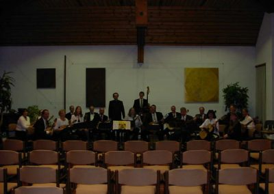 Orchester 2002