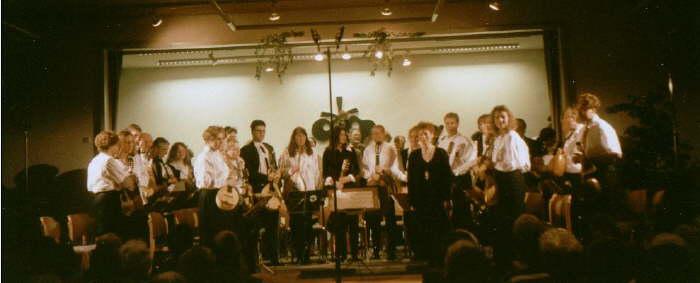 März 1996 Konzert in Kamen Heeren