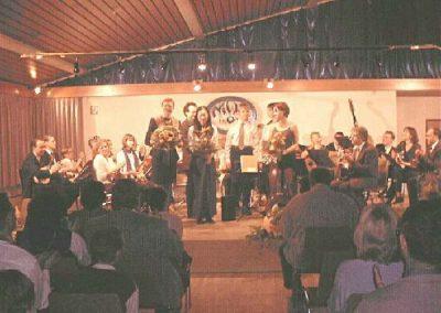 2000 Konzert in der Mehrzweckhalle
