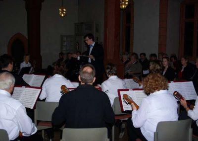 2007 Konzert im Pfalzer Schloss