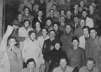 04.04.1952 Auf dem Weg zum Wettstreit nach Como