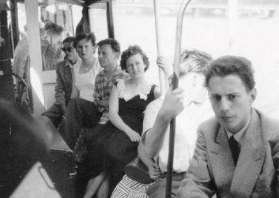 28.07.1956 Ausflug an die Mosel