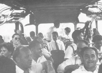 30.06.1957 Fahrt zum Wettstreit nach Oberbrechen