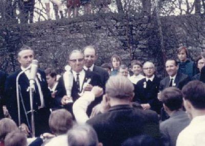 16.05.1965 Preisverleihung in Falkenstein