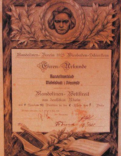 Juli 1928 Schierstein