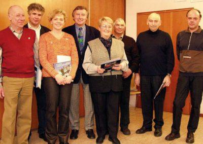 12 Die geehrten Mitglieder 2002