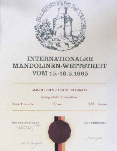 1965 Falkenstein