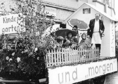 Winzerfestumzug 1972