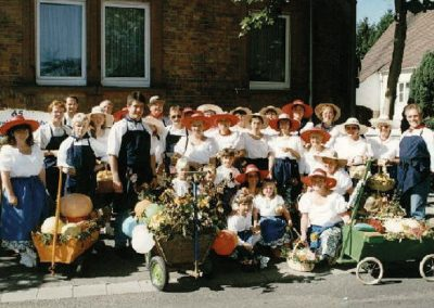 Winzerfestumzug 1997