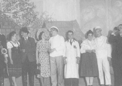 Das Singspiel die schöne Müllerin 1951