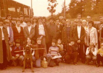 Jugend Seminar Lauterbach Nov 1975