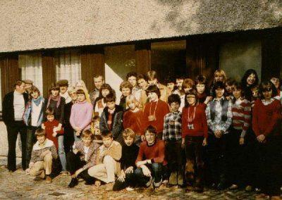 Jugend Seminar Russelsheim Okt 1979