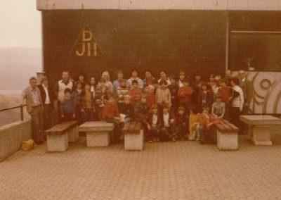 Jugend Seminar Sargenroth Nov 1978