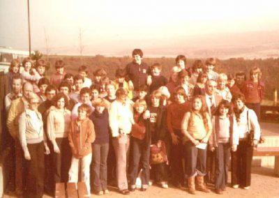 Jugend Seminar Sargenroth Okt 1977