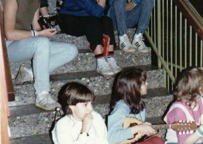 Jugend Seminar Weihnheim Okt 1984