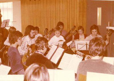 Jugend Seminar in Lauterbach 1975