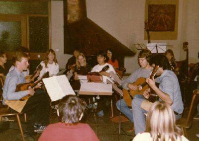 Jugend Seminar in Oberwesel Okt 1981