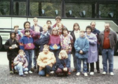 Jugendseminar Mayen Herbst 1993