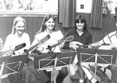 Musikseminar Dietzenbach Fruhjahr 1982