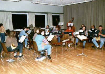 Musikseminar Mauloff Fruhjahr 1993