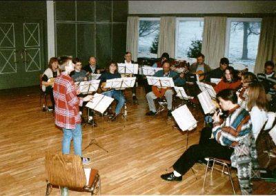 Musikseminar Mauloff Fruhjahr 1994