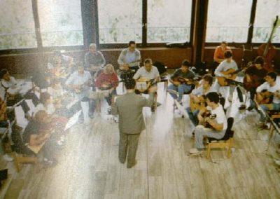 Musikseminar Oberwesel Oktober 1983