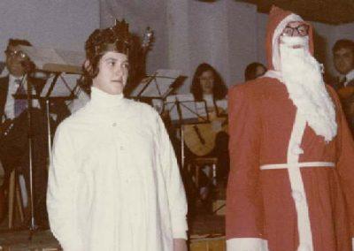 Nikolausfeier am 05.12.1971