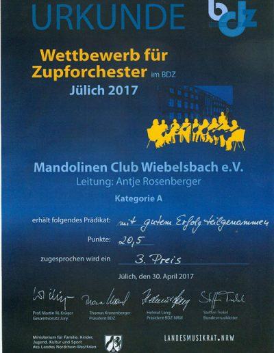 30.04.2017 Jülich