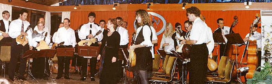 28.10.1995 Konzert in Wiebelsbach2