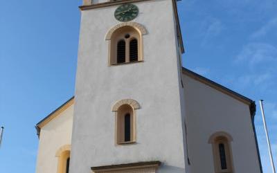 Abendkonzert in der Evangelischen Kirche Wiebelsbach